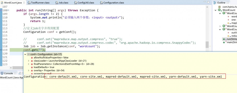 (十一):mapr编程 counterr等等配置文件的加载